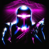 Synthwave/Darksynth Mix by DJ Max Headroom(New Retro Wave In Greece)