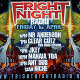 A 2 hour session on frightnightradio.net 6-4-2018