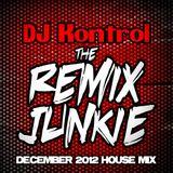 DJ Kontrol House Mix December 2012