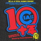 Total Science Presents...A Decade Of CIA Records 2007