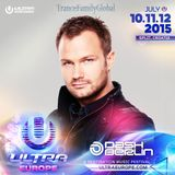 Dash Berlin - Live @ Ultra Europe 2015 (Split, Croatia) - 10-JUL-2015