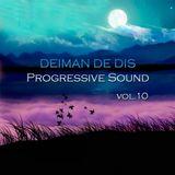 Deiman de Dis - Progressive Sound vol.10 (Progressive Breaks Mix) [26.12.2014]