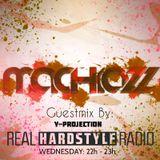 Y-Projection & Machiazz @ RHR.FM 19.11.14