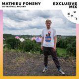 Dour Exclusive Mix: Mathieu Fonsny (co-festival booker)