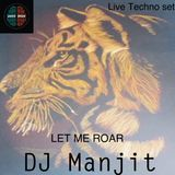 DJ Manjit - New Year's Eve 2018 - Live Techno Set