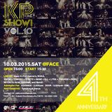 KP Show Vol-10 after 1st show case & 2nd show case set - mixd by DJ WAKA