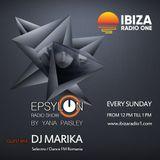 Epsylon Radio Show 071 - DJ Marika