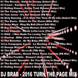 DJ Brab - 2016 Turn The Page Mix (Section 2016)