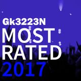 MOST RATED 2017