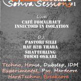 Shatterling @ Divaani Records Sohva Sessions 9.7.2011