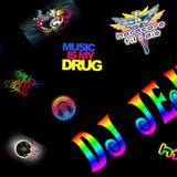 "new mix off live radio ""LIVE IN ACTION DJ JEMz on bouncy vibes radio :)"