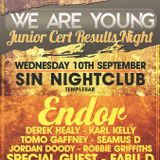 SIN & Ask1 Present 'Endor' - Karl Kelly & Seamus D Promo Mix