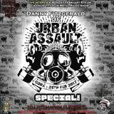 Cranium titanium 20170206 Feat Danny Fitzgerald Urban Assault