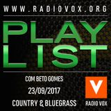 PlayList 92 - Country & Bluegrass