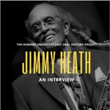 Jimmy Heath Interview Part 4
