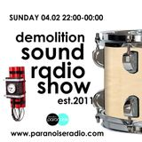 Demolition Sound Radio Show - Hosted by Kourelou Warehouse 4 2 18