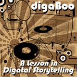 digaBoo - A Lesson in Digatal Storytelling - Chapter 1 (2006) Live @ Warehouse Nightclub