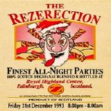 Tom Wilson @ The Rezerection - Royal Highland Centre Edinburgh - 31.12.1993