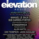 Manuel Le Saux B2B Darren Porter - Elevation Audio Live Broadcast on AH.FM 25-10-2014