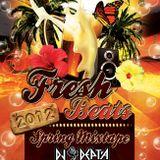 DJ Depta - Fresh Beats (Spring 2012 Mixtape)