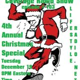 Coverage Radio Show #103 - 4th Annual Christmas Special
