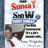 Tony Wrightley's Commercial 80's Sunday Show No7
