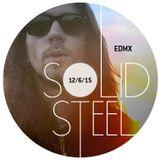 Solid Steel Radio Show 12/6/2015 Hour 2 - EDMX