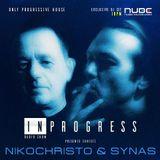 NikoChristo & Synas - Exclusive mix for Nube Music Radio-InProgress 10/4/2018