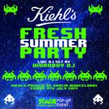 Kiehl's Fresh Summer Party (Stage Agency Pop-Up Event - 11/7/2014)