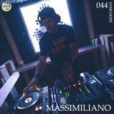 PODCAST - 044 - MASSIMILIANO