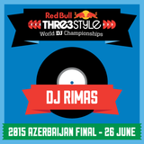 DJ Rimas - Azerbaijan - Red Bull Thre3style Azerbaijan Final