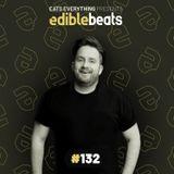 Edible Beats #132 live from Defected, Croatia