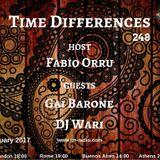 DJ Wari - Time Differences 246 (22nd January 2017) on TM-Radio