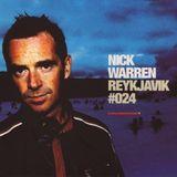Nick Warren – Global Underground #024: Reykjavik CD01
