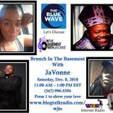 Kevin E Taylor and Carl Bean join Terez for Brunch in the Basement with JaVonne