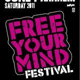 Dyed Soundorom @ Free Your Mind Festival (04.06.11)