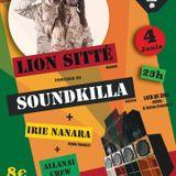 Likkle Jordee, Dub Inc, Soundkilla Fat Club Radio Show Nº213 31may2016