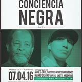 CONCIENCIA NEGRA 07/04/2016