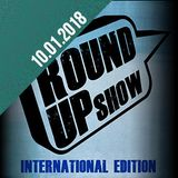 ROUND UP SHOW  | JAM ON RADIO |10.01.18