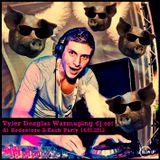 Tyler Douglas warmuping dj-set @ Redentore Beach Party 14.07.2012