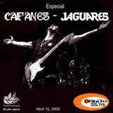 Especial de Caifanes y Jaguares en el programa Grita Radio en Órbita FM 15 de abril de 2002