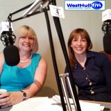 Kate Hill and Alison Barker from 'Going Together' on The Community Show on West Hull FM 2016_05_12
