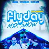 Flyday Mix Show 5-17-19 Pt. 3 G-Man, DJ Smash & DJ Cease (LIVE FROM PLIES CONCERT ON FLY 9