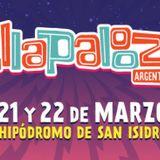 Rudimental - Live @ Lollapalooza Argentina 2015 - 22.03.2015
