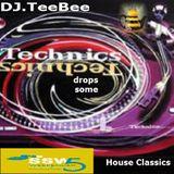 TeeBee drops some house classics mix april 2015