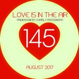 LOVES # 145 BY CHARLY ROSSONERO (August 2017)
