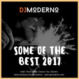 SOME OF THE BEST 2017 by DJ MODERNO