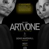 Artvone - Denis Marshall @Nebo Hookah & Bar |17/11/18