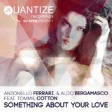 Antonello Ferrari & Aldo Bergamasco feat Tommie Cotton - Something about your love