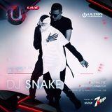 DJ Snake  - LIVE @ Ultra Music Festival Miami 18/03/2016